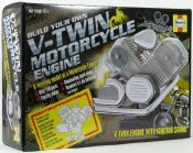 Haynes HMV2R Build Your Own V-Twin Motorcycle Engine - half price!